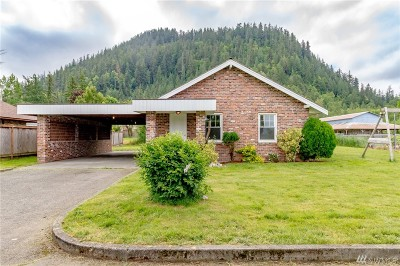 Enumclaw Single Family Home For Sale: 27507 SE 467th Place