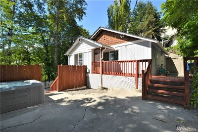 Seattle Single Family Home For Sale: 8735 S 117th Place