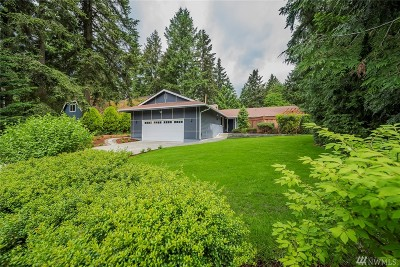 Newcastle Single Family Home For Sale: 11908 SE 92nd St