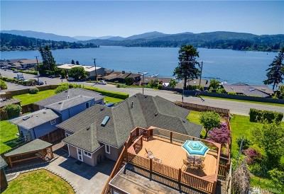 Bellingham WA Single Family Home For Sale: $589,000