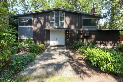 Pierce County Single Family Home For Sale: 9607 Wildwood Ave SW
