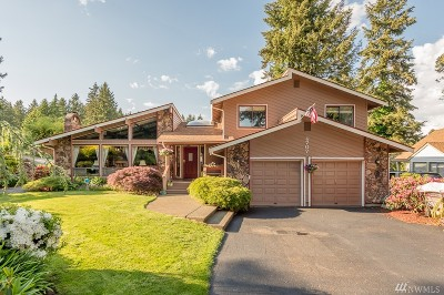 Pierce County Single Family Home For Sale: 6707 57th St W