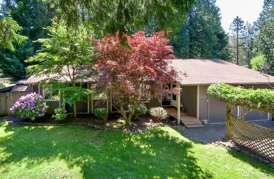 North Bend WA Single Family Home For Sale: $429,900