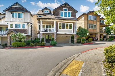Bothell Single Family Home For Sale: 19603 94th Ave NE #36