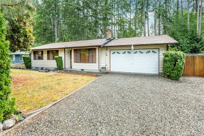 Gig Harbor Single Family Home For Sale: 11413 149th Ave KPN