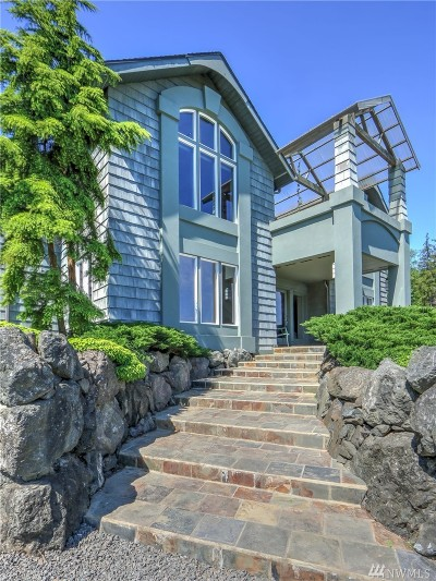 Port Ludlow WA Single Family Home For Sale: $595,000
