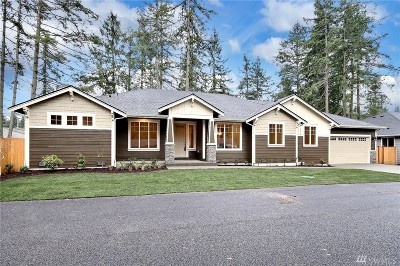 Pierce County Single Family Home For Sale: 10303 Hipkins Rd SW