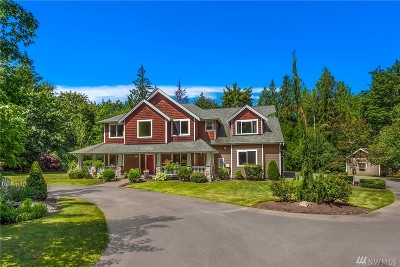 King County Single Family Home For Sale: 635 286th Ave SE