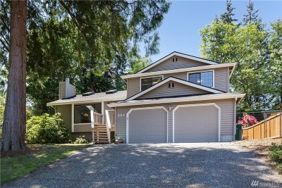 Bothell Single Family Home For Sale: 204 200th Place SE