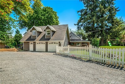 Puyallup Single Family Home For Sale: 1618 34th Av Ct SW