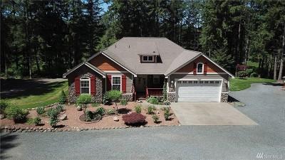 Eatonville Single Family Home For Sale: 3826 Christensen Muck Rd E