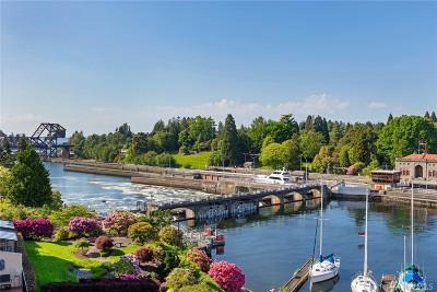 Seattle Condo/Townhouse For Sale: 3100 W Commodore Wy #405