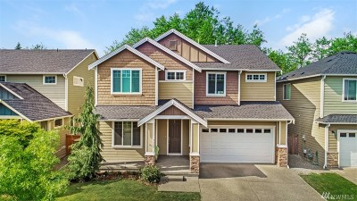 Puyallup Single Family Home For Sale: 3309 Highlands Blvd