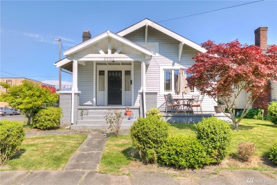 Tacoma Single Family Home For Sale: 3901 S Thompson Ave