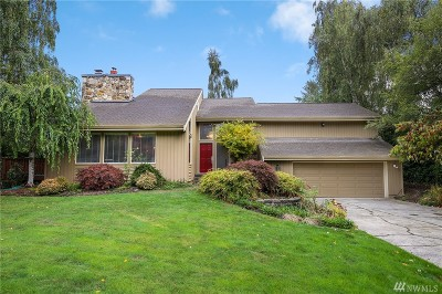 Bainbridge Island Single Family Home For Sale: 8490 NE Meadowmeer Dr
