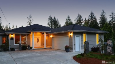 Everett Single Family Home Contingent: 2809 94th Place SE