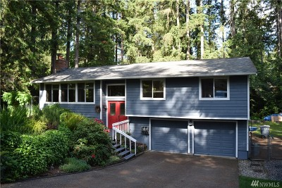 Pierce County Single Family Home For Sale: 14021 56th Ave NW