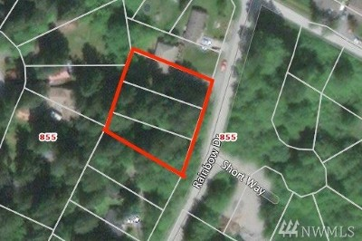 Whatcom County Residential Lots & Land For Sale: Nhn Rainbow Dr