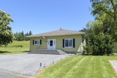 Mount Vernon Single Family Home For Sale: 15102 Nookachamps Rd