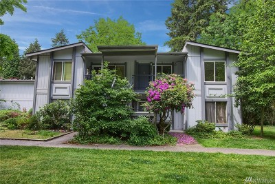 Kirkland Condo/Townhouse For Sale: 12206 NE 147th Pl #56