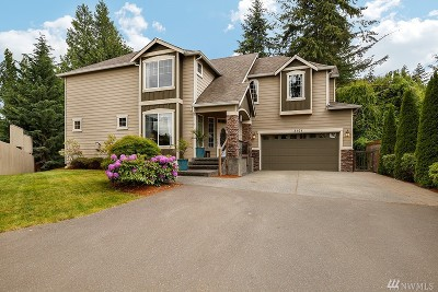 Lynnwood Single Family Home For Sale: 3504 172nd St SW