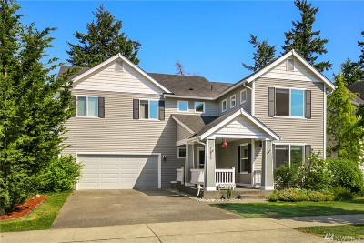 Dupont Single Family Home For Sale: 1456 Packwood Ave