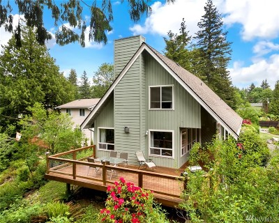 Bellingham WA Single Family Home For Sale: $460,000