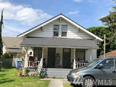 Sedro Woolley Multi Family Home For Sale: 504 Ferry St
