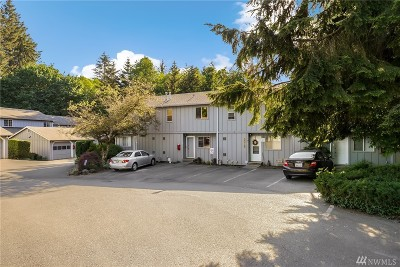 Thurston County Condo/Townhouse For Sale: 2818 60th Lane SE