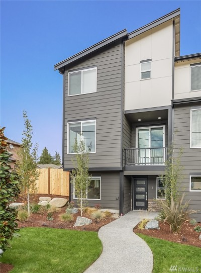 Edmonds Single Family Home For Sale: 14913 48th Ave W #A-3