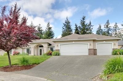 Pierce County Single Family Home For Sale: 26914 159 Ave E