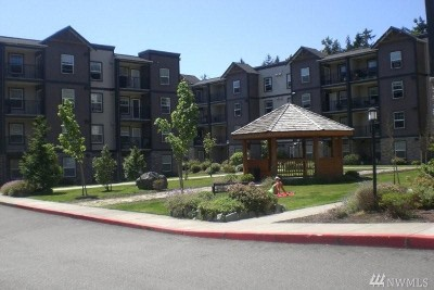 Bellingham Condo/Townhouse For Sale: 680 32nd St #C405