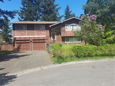 Everett Single Family Home For Sale: 5207 134th St SE