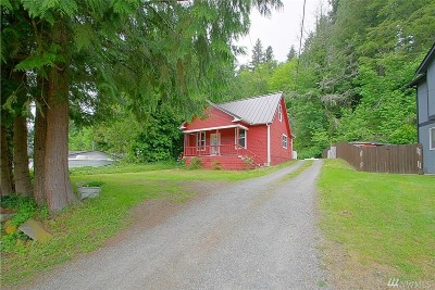 Wilkeson Single Family Home For Sale: 631 Railroad Ave
