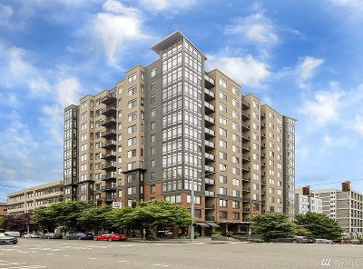 Condo/Townhouse Sold: 2721 1st Ave #910