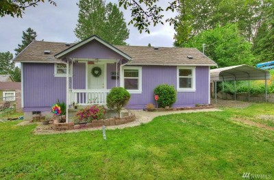 Tacoma Single Family Home For Sale: 3004 S Adam St