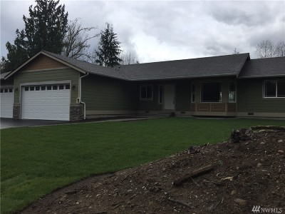 Snohomish Single Family Home For Sale: 3612 Creswell Rd