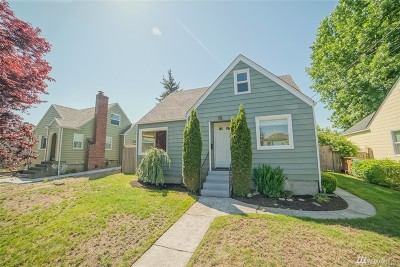 Single Family Home For Sale: 4510 N 27th St