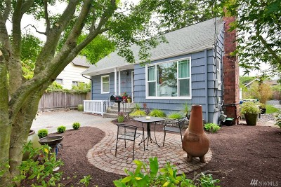 Seattle Single Family Home For Sale: 6748 13th Ave NW