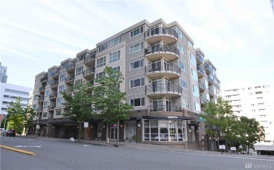 Condo/Townhouse Sold: 300 110th Ave NE #606