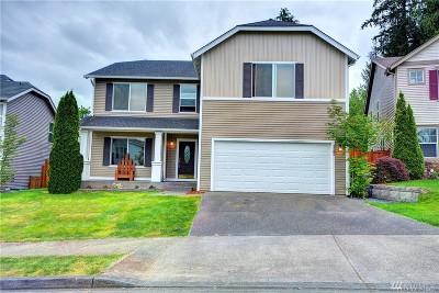 Marysville Single Family Home For Sale: 7702 86th Dr NE