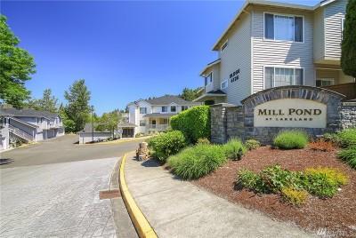 Auburn Condo/Townhouse For Sale: 4720 Mill Pond Dr SE #512