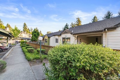 Federal Way Condo/Townhouse For Sale: 31500 33rd Place SW #G203