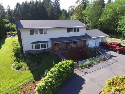 Thurston County Single Family Home For Sale: 6941 NE Zangle Rd NE