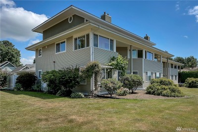 Whatcom County Condo/Townhouse For Sale: 1312 4th St #1
