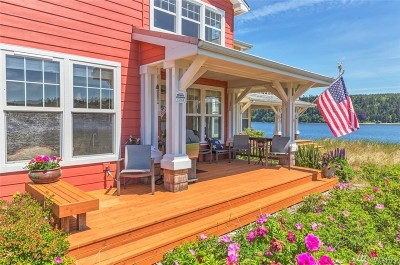 Port Ludlow WA Single Family Home For Sale: $749,000