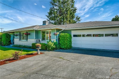 Whatcom County Single Family Home For Sale: 5843 Birch Dr