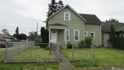 Tacoma Single Family Home For Sale: 924 E 34th St