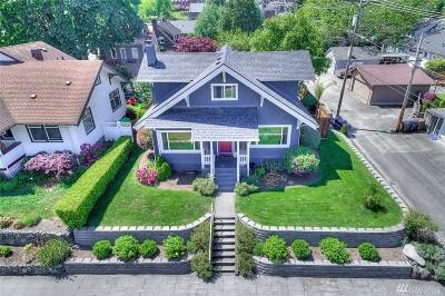 Pierce County Single Family Home For Sale: 1408 N Cedar St.