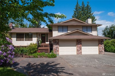 Snohomish Single Family Home For Sale: 7907 156th St SE